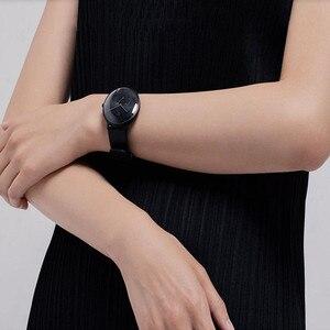 Image 5 - الأصلي شاومي Mijia الكوارتز ساعة ذكية BT IP67 مقاوم للماء الميكانيكية SmartWatch عداد الخطى تذكير ذكي ل أندرويد IOS