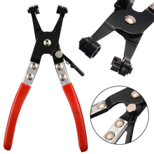 Multi-tool Automobile Car Pipe Hose Clamp Pliers Clip Tools Straight Throat Tube Pliers Auto Repair Removal Hand Tools все цены