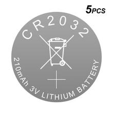 리튬 버튼 셀 배터리 CR2032 3V 리튬 이온 코인 CR 2032 MI Xiaomi TV 박스/자동차 키/알람/원격/마더 보드/스케일/3D 안경