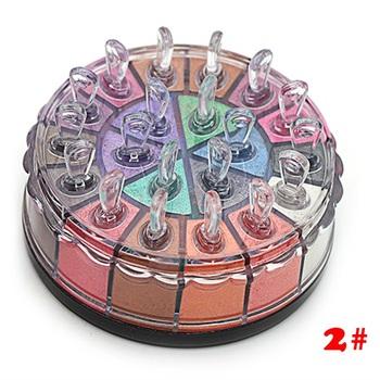 20 kolorów Shimmer brokat cień do powiek paleta do pudru matowy cienie do powiek zestaw do makeupu tanie i dobre opinie FGHGF Długotrwała Łatwe do noszenia Naturalne BRIGHTEN Wodoodporna wodoodporny 160g radiant Powyżej ośmiu kolorach