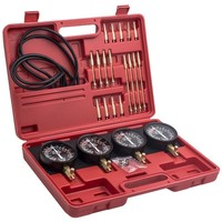 Motorcycle Fuel Vacuum Carburetor Synchronizer Tool Kit SET