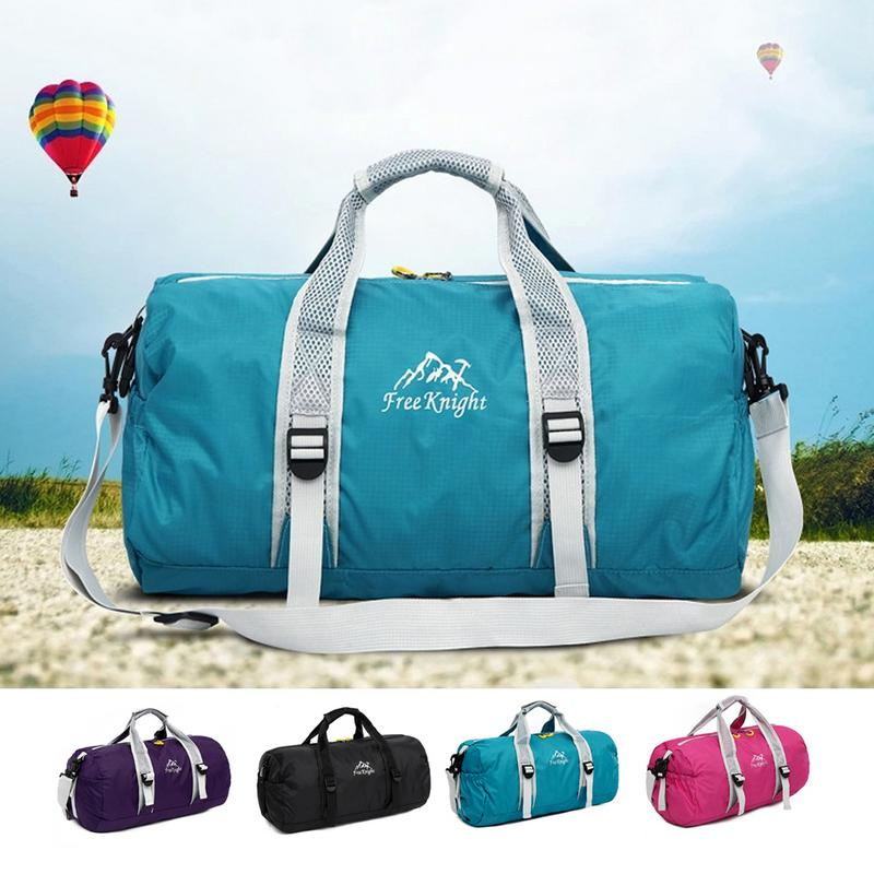Travel-Bag Folding-Bag Fitness Waterproof Women for And Large-Capacity Multifunction
