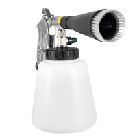 1 Set High Quality Car Cleaning Spray Gun Tool Black Z 020 Car Interior Washing Tool for Tornado Air Blow Dry Cleaning