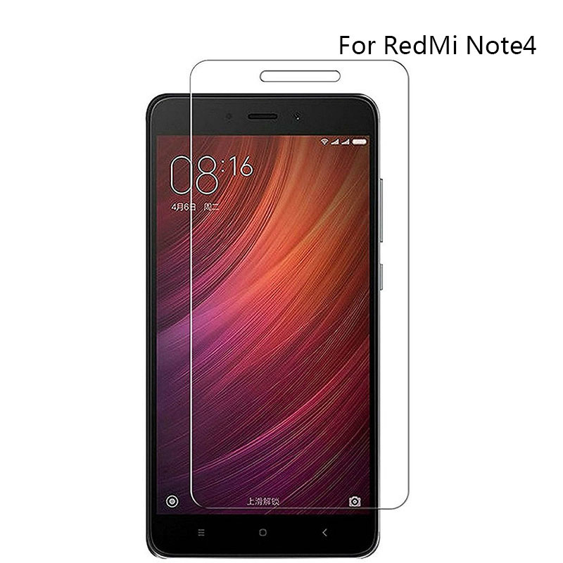Tempered Glass For Xiaomi Redmi S2 Note 6 Pro 4X 5A Screen Protector Redmi Note5 5A Screen Protector Redmi 2 6 6A Glass Film