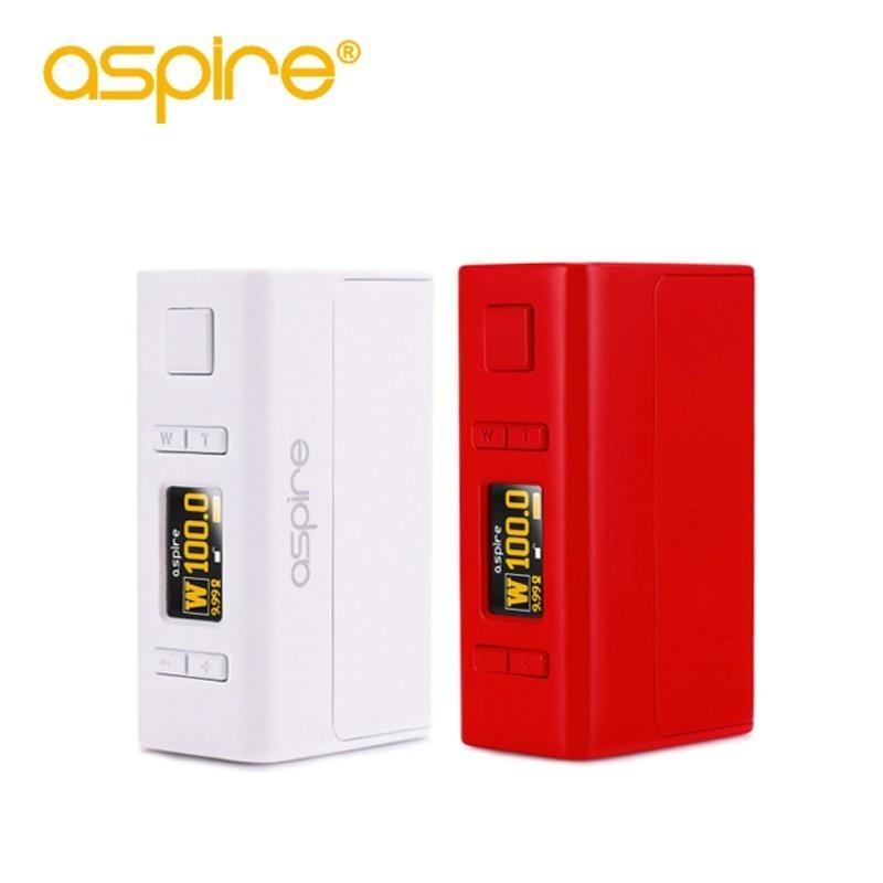 Spezielle Bieten Elektronische Zigarette Vape Mod Aspire NX 100 E Cig Box Max 100 W 510 Gewinde Kompatibel mit 18650 und 26650 Batterie