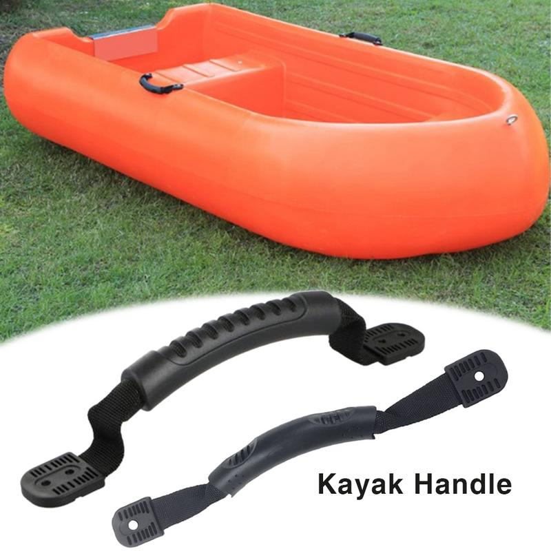 US $2 04 30% OFF|Plastic Boat Handle PVC Rubber Comfortable Kayak Carrying  Handle DIY Yacht Canoe Accessories Kayak Canoe Boat-in Rowing Boats from