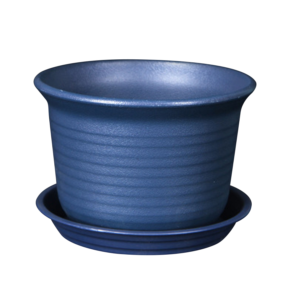 Colorful Plastic Plant Pots Planter