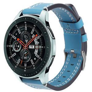 Image 2 - シリコーンソフト交換手首のブレスレットバンド革時計バンドサムスンギャラクシー腕時計 46 ミリメートル SM R800 バージョン