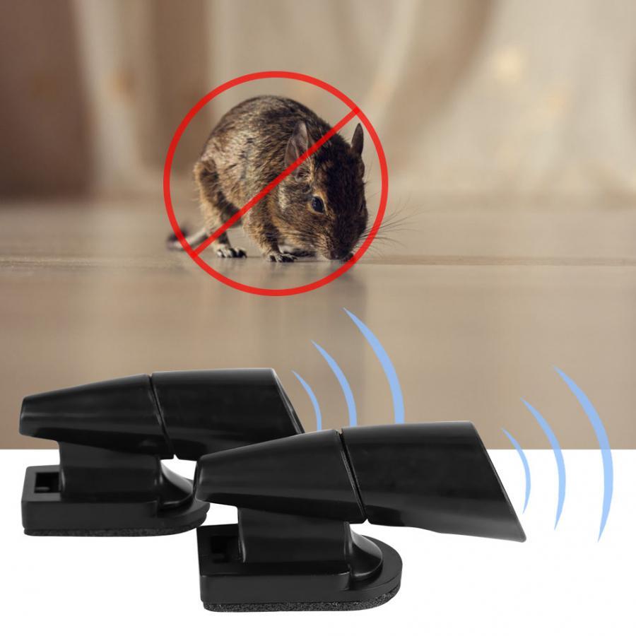 2Pcs ABS Animal Siren Ultrasonic Animal Drive Car Wind Drive Deer