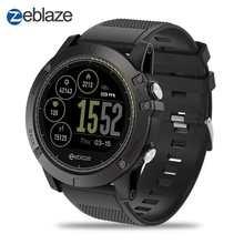 New Zeblaze VIBE 3 HR Smartwatch IP67 Waterproof Wearable Device Heart Rate Monitor IPS Color Displa