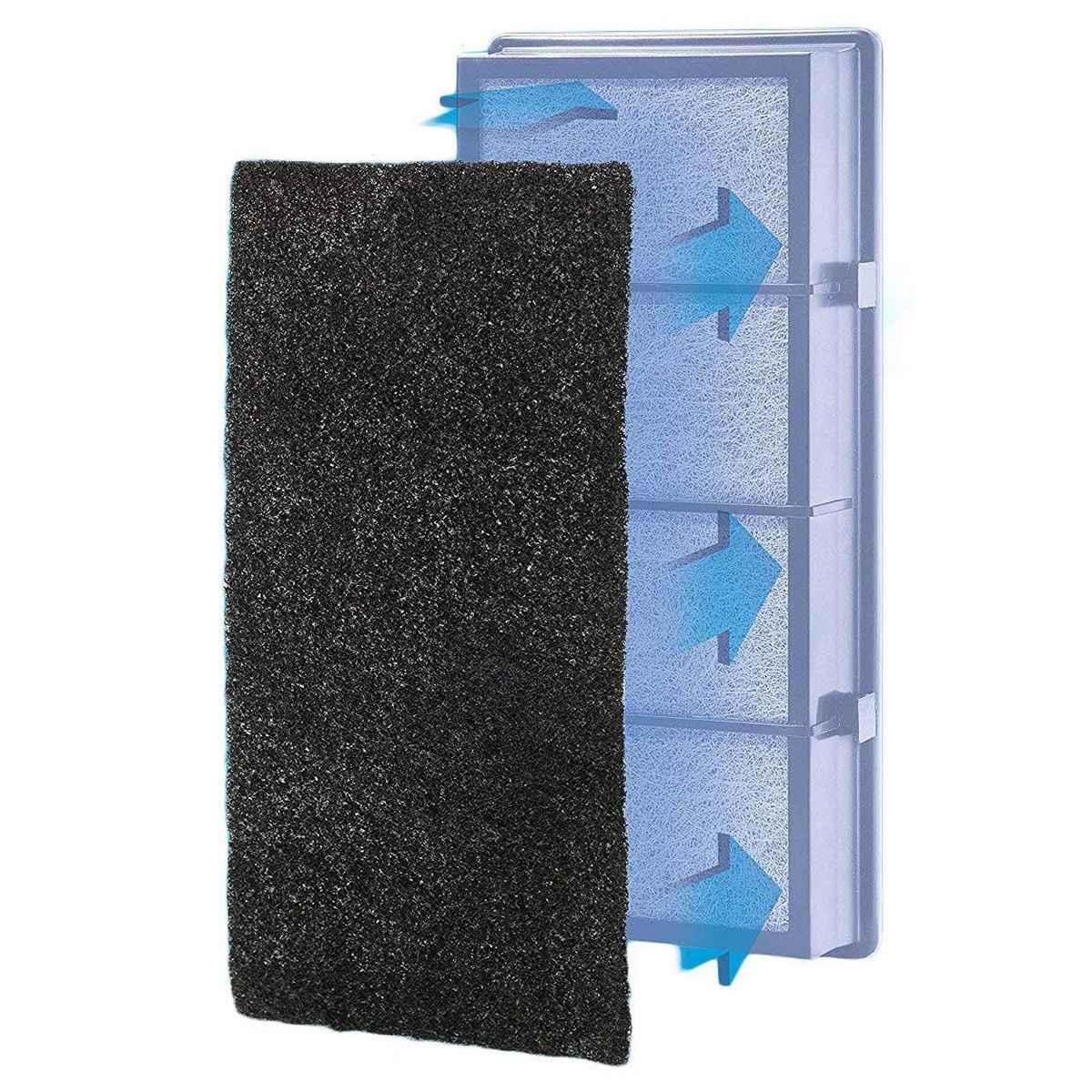 Nowy gorący 4 wymiana węgla filtr wspomagający dla Holmes całkowity oczyszczacz powietrza seria Aer1 HAP242-NUC I filtr AOR31