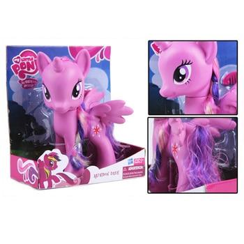 22cm Rarity Rainbow Unicorn Figure