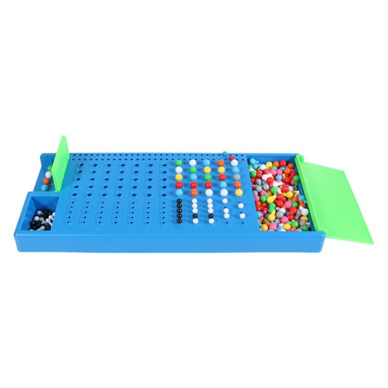 Family Funny Puzzle Game Code Breaking Toy Educational Intelligence Game Mastermind Child Interaction Puzzles Toys For Kids