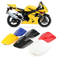 GSXR600 GSXR750 Rear Pillion Passenger Cowl Seat Back Cover GZYF Motor Parts For Suzuki GSXR 600 750 2004 2005 K4 ABS plastic