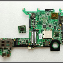 Placa base para portátil HP PAVILION NOTEBOOK TX2500 TX2510US, DA0TT9MB8D0 TX2500Z, GM integrado, dar CPU completamente probada