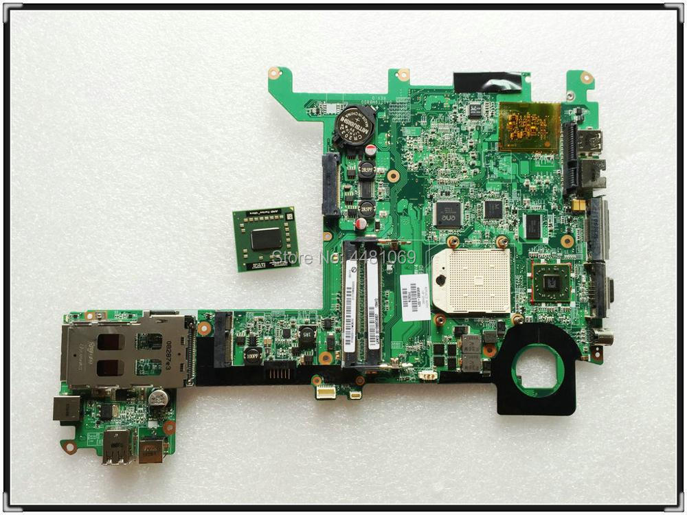 480850-001 for HP PAVILION NOTEBOOK <font><b>TX2500</b></font> Laptop motherboard DA0TT9MB8D0 TX2500Z Integrated GM Give CPU fully tested image