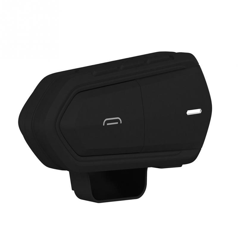 Motorcycle Helmet Wireless Bluetooth Headsets Riding Handsfree FM Radio Stereo MP3 Earphone Easy Operation Waterproof Headset