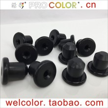 цены Silicone rubber adsorption anti-slip protective cover Plastic hole stopper Sealing plug 3/8