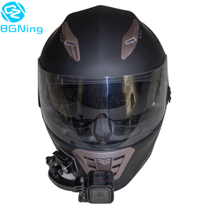 Image 5 - Helmet Short Type Bending Extension Arm Connector Mount 7.5cm for Action Camera Hero 7/6/5/4/3+/3/2/1 Accessories