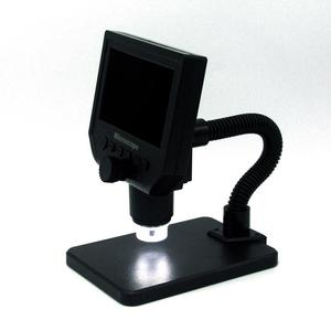 Image 2 - 600X הגדלה 3.6MP USB דיגיטלי אלקטרוני מיקרוסקופ דיוק תיקון נייד 8 LED VGA תעשיית מיקרוסקופ