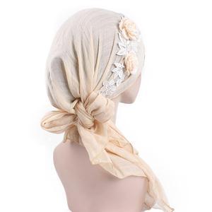 Image 4 - Bonnet Turban pour femmes musulmanes