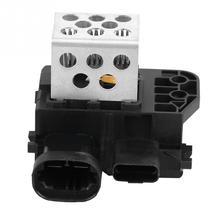 Алюминиевый+ ABS автомобильный вентилятор радиатора SmartSense релейный резистор для Citroen C4/C4 Picasso/Berlingo 9673999980 авто аксессуары Новинка