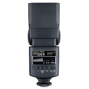 Image 3 - Godox TT520 II Flash TT520II Integrierte wireless empfang, standard RT sender für Canon Nikon Pentax Olympus DSLR Kameras