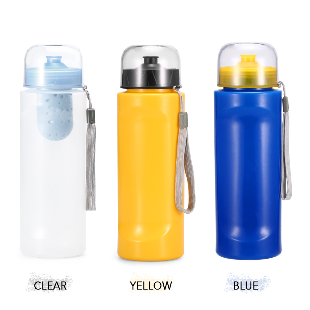 Hiking Water Filtration Bottle Water Filter Purifier Outdoor Sports Water Bottle Travel Camping Equipment Safety & Survival Tool