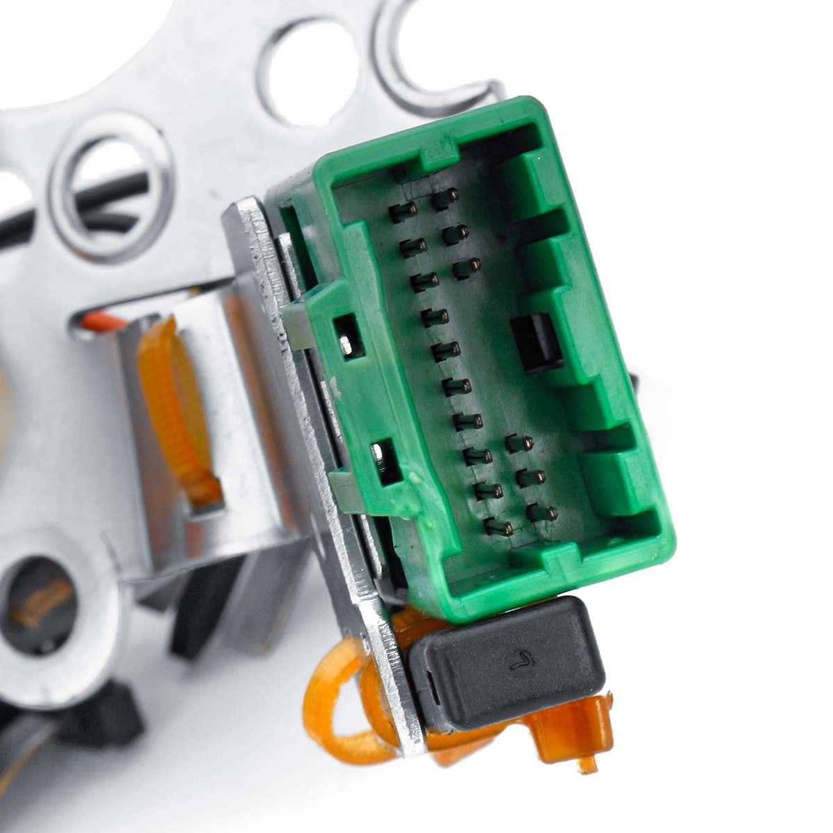 US $66 02 36% OFF|Valve Body Solenoids Kit For Nissan Altima Sentra Rogue  CVT JF011E RE0F10A F1CJA 33446 JF011 33420XX1-in Automatic Transmission &