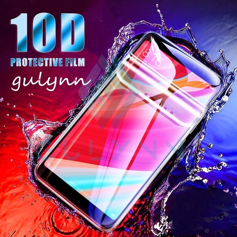 10d Curved Full Cover Screen Protector On The For Xiaomi Redmi Note 5 6 7 Pro On Redmi S2 5 4x 6a 6 Pro Plus Soft Film Not Glass