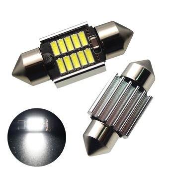 1PCS Car Light 31mm 36mm 39mm 41mm CANbus C5W Led Light Bulb SMD For Audi Volkswagen Mercedes-Benz BMW E36 E46 E90 E60 image