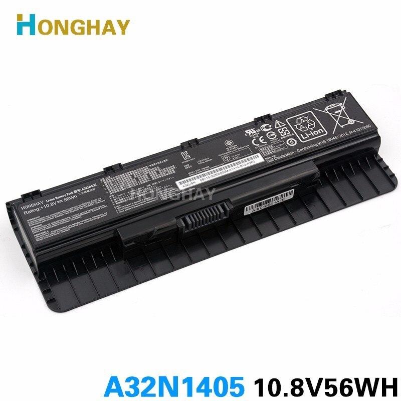 HONGHAY A32N1405 New Battery For ASUS ROG N551 N751 N751JK G551 G771 G771JK GL551 GL551JK GL551JM G551J G551JK G551JM G551JW