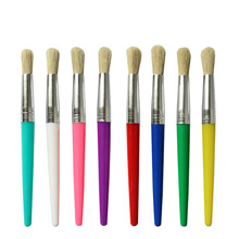 4Pcs/Set Paint Brush Set Watercolor Supplies Art Paint Brushes Acrylic Paints Drawing Tools Kid DIY Painter Brush купить недорого в Москве