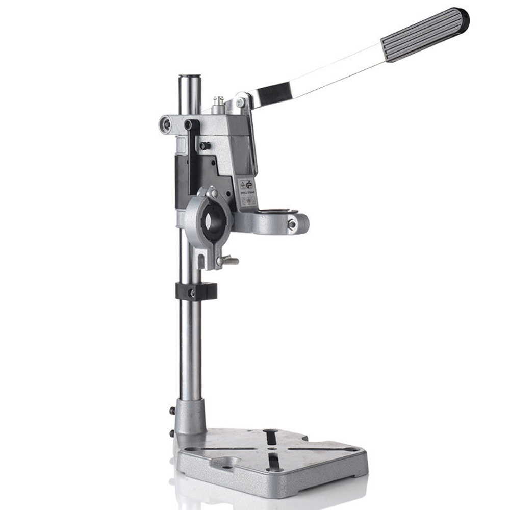 Clamp Base Frame Bench Drill Press Stand for Electric Drills DIY Tool Press Hand Drill Holder Power Tools Accessories