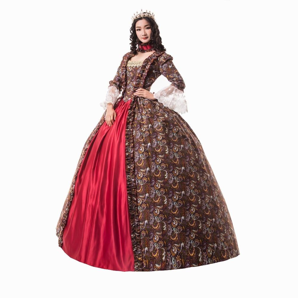 Vruća rasprodaja gruzijske gotičke haljine Victorian Period Dress - Ženska odjeća - Foto 2