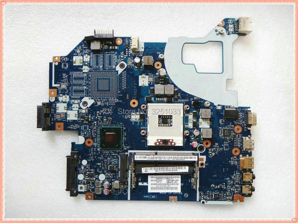 LA-7912P pour ACER Aspire E1-531 V3-571G E1-571G mère d'ordinateur portable Q5WV1 LA-7912P DDR3 HM70 PGA989 DDR3 100% testé