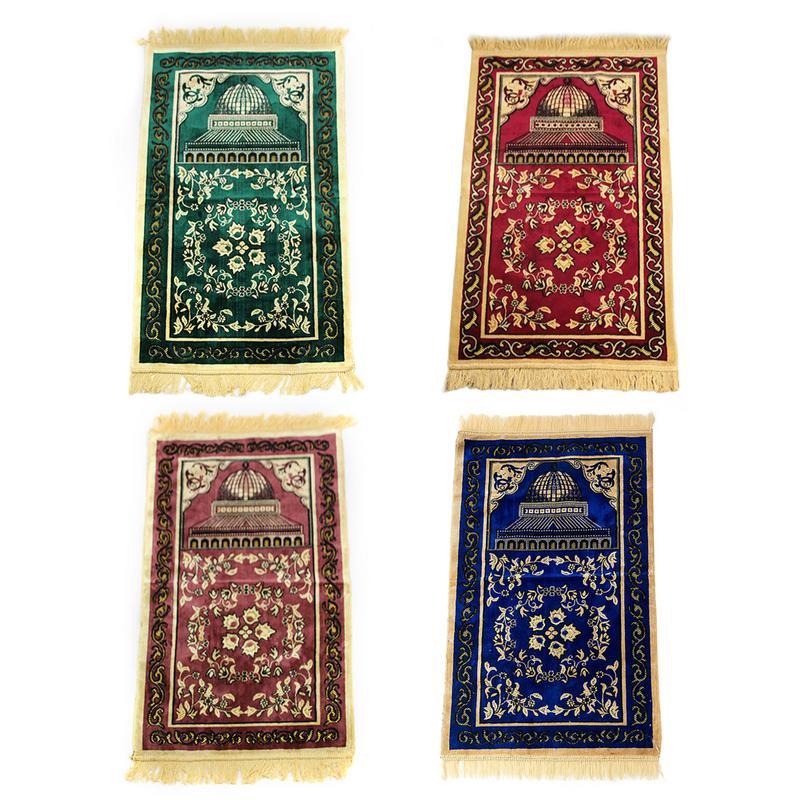 Rug Worship Pilgrimage Blanket Vintage