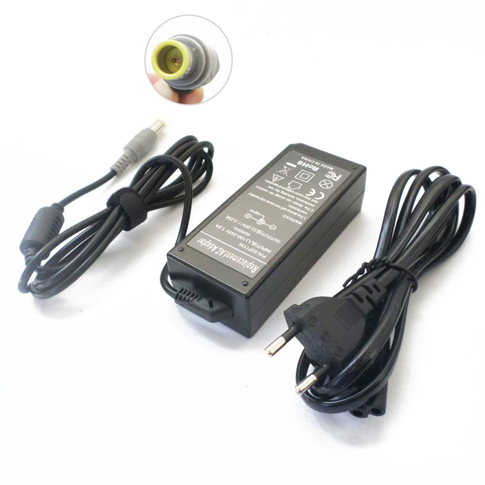 Laptop Accessories Computer & Office Honey Notebook Pc Power Supply Cord For Lenovo Thinkpad Z60 Z61 X201 X220 L520 Sl300 Sl400 E30 E40 E50 20v 65w Laptop Battery Charger