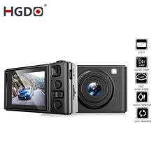 HGDO Dash cam Mini Car dvr Full HD 1080P 2.0 inch car camera 140 degree recorder video registrator Camcorder Automotive Dvrs