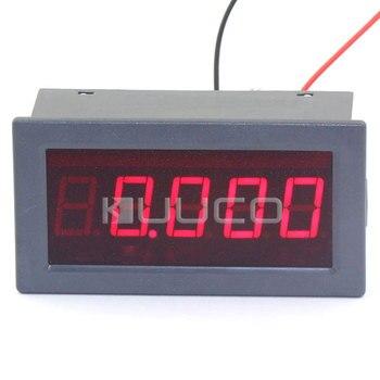 5 PCS/LOT Digital Current Meter/Digital Gauge +/- 0 ~ 5A Ammeter DC 5V Positive/Negative Display Panel Meter/Ampere Meter/Tester