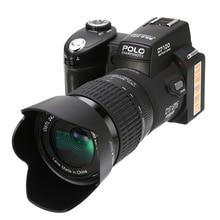 2020 Professional Voll HD DSLR HD 1920*1080 Digital Kamera Video Unterstützung Sd karte Weitwinkel Objektiv Optische Tragbare foto Tasche