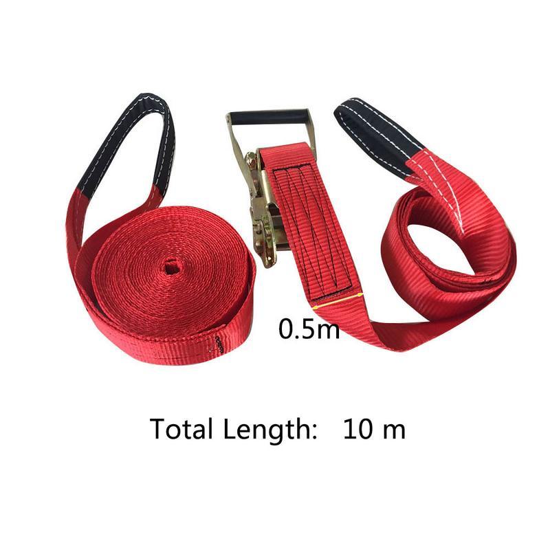 MUMIAN 10*0.5 m Sports extrêmes en plein air Slackline nouveau Style épaississement doux corde Fitness équilibre corde équipement de Fitness - 2
