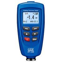 Digital Mini Coating Thickness Gauge Meter High Precision Ultrasonic Car Paint Tester Portable Paint Film Meter