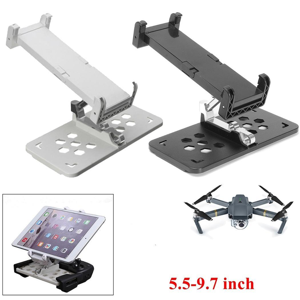 Smartphone Tablet Remote control bracket Mobile phone tablet drone accessories Support Holder white,Black RC toy