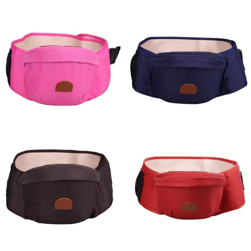 Baby Carrier Breathable Soft Waist Belt Stool Kid Infant Sling Hold Hipseat