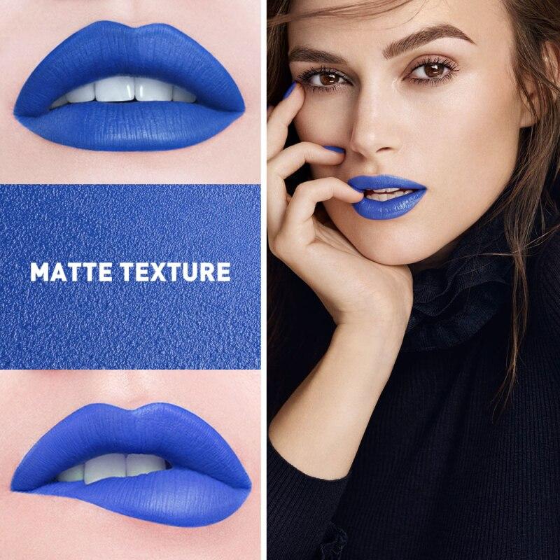 Жидкая металлическая губная помада, водостойкая, блестящая, сексуальная, красная, синяя, для губ, оттенок, блеск для губ, Обнаженная, долговечная, антипригарная чашка, блеск для губ TSLM1