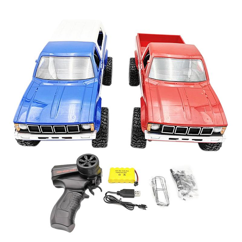Vilain Dragon pour WPL Pickup C24 télécommande jouet voiture-pour RC télécommande modèle voiture