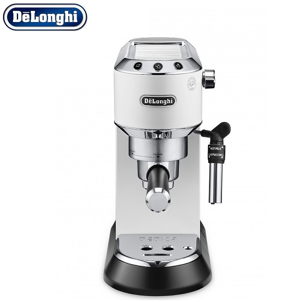 Coffee Makers Delonghi EC 685.W home kitchen appliances brew making hot drinks drip Cafe household