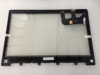 For Asus UX303 UX303L UX303U Touch Screen Digitizer Glass with bezel