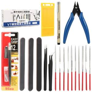 DIY Modeler Basic Tools Set Cr